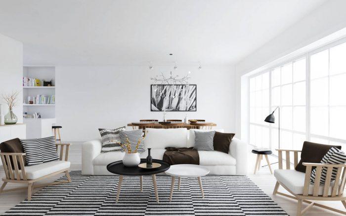 Photo Cred: Impressive interior design