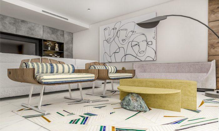 Azuri  by Decor Nigeria living room